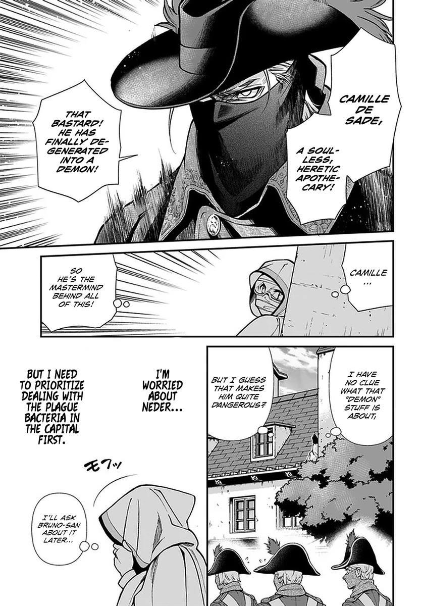 "Isekai Yakkyoku Chapter 35.2: Returning To The Capital"" (Part 2) page 22 - Mangakakalots.com"