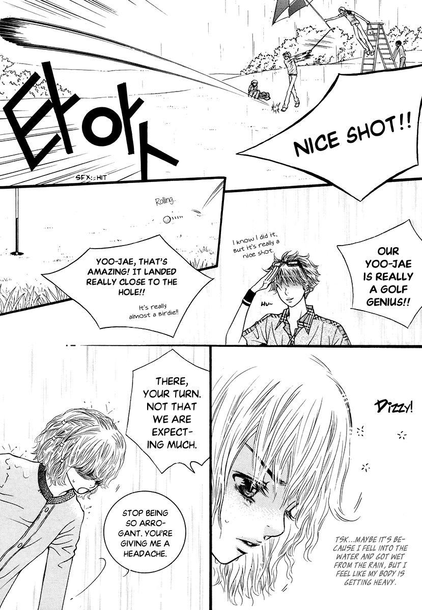 Lover Discovery Chapter 20.2: Intro B page 21 - Mangakakalots.com