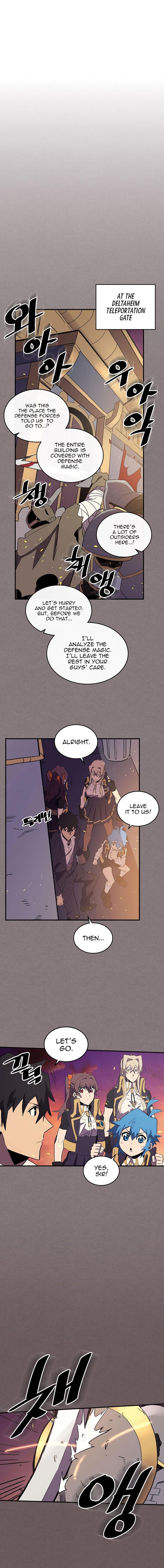 A Returner's Magic Should Be Special Chapter 83 page 14 - Mangakakalots.com