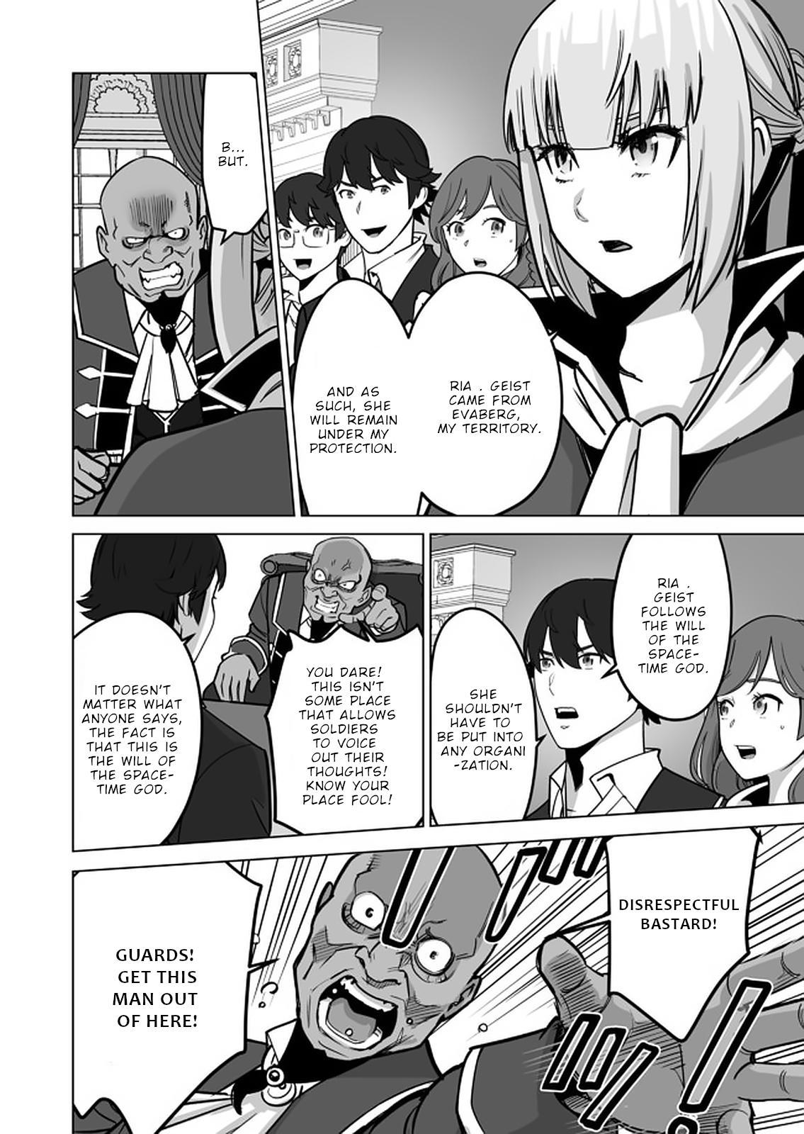 Sen No Sukiru O Motsu Otoko Chapter 36 page 5 - Mangakakalots.com