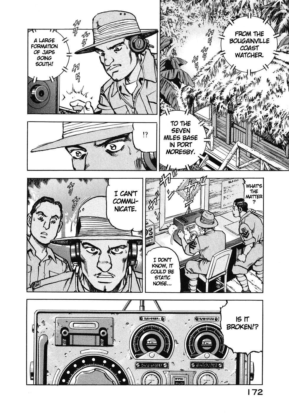 Zipang Chapter 140: Port Moresby Surprise page 6 - Mangakakalots.com