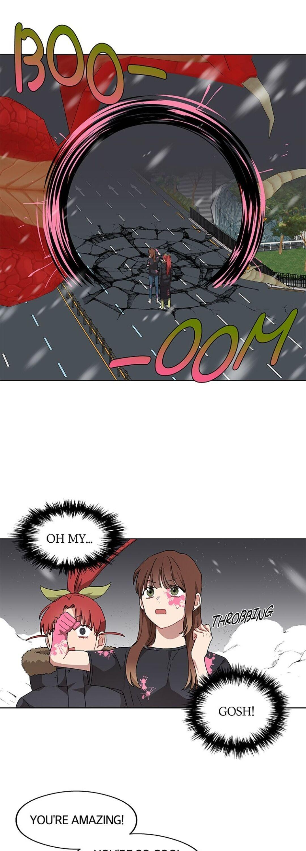 Oh! My God Chapter 27 page 21 - Mangakakalots.com