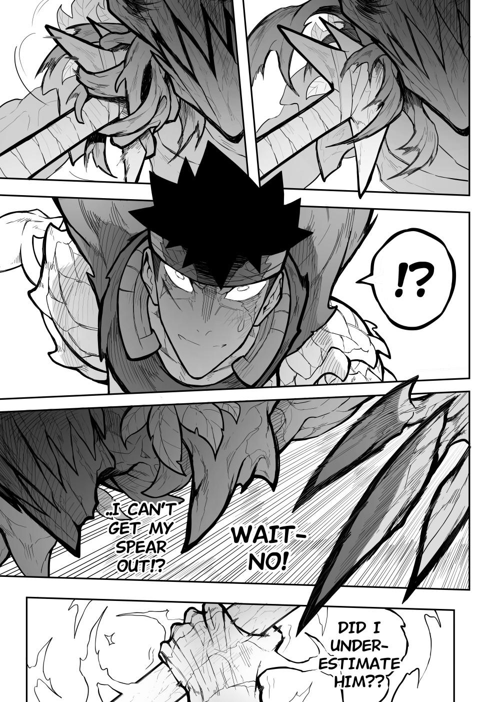 Dragon Claw Vol.2 Chapter 8: Rotten To The Core page 17 - Mangakakalots.com