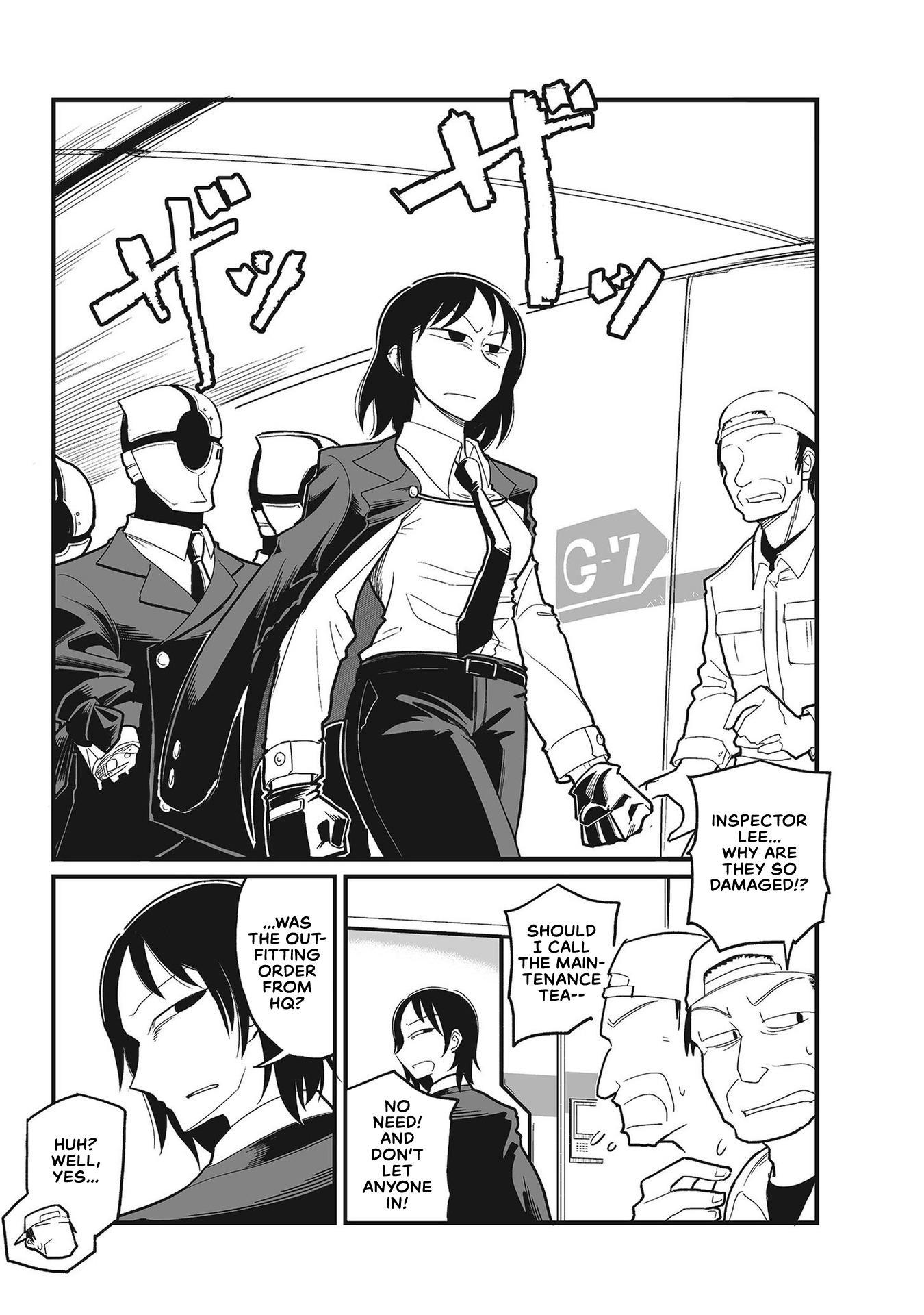 Sora Ni Mairu Vol.1 Chapter 6: Confronting S. page 3 - Mangakakalots.com