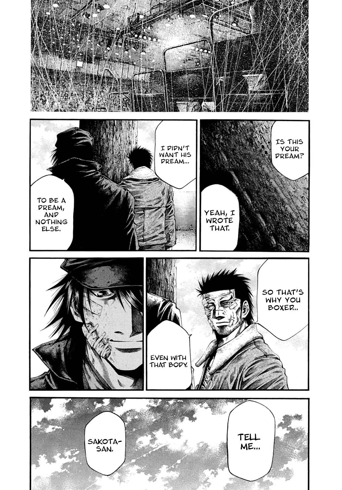Rainbow Vol.22 Chapter 233: Any Other Day page 7 - Mangakakalots.com