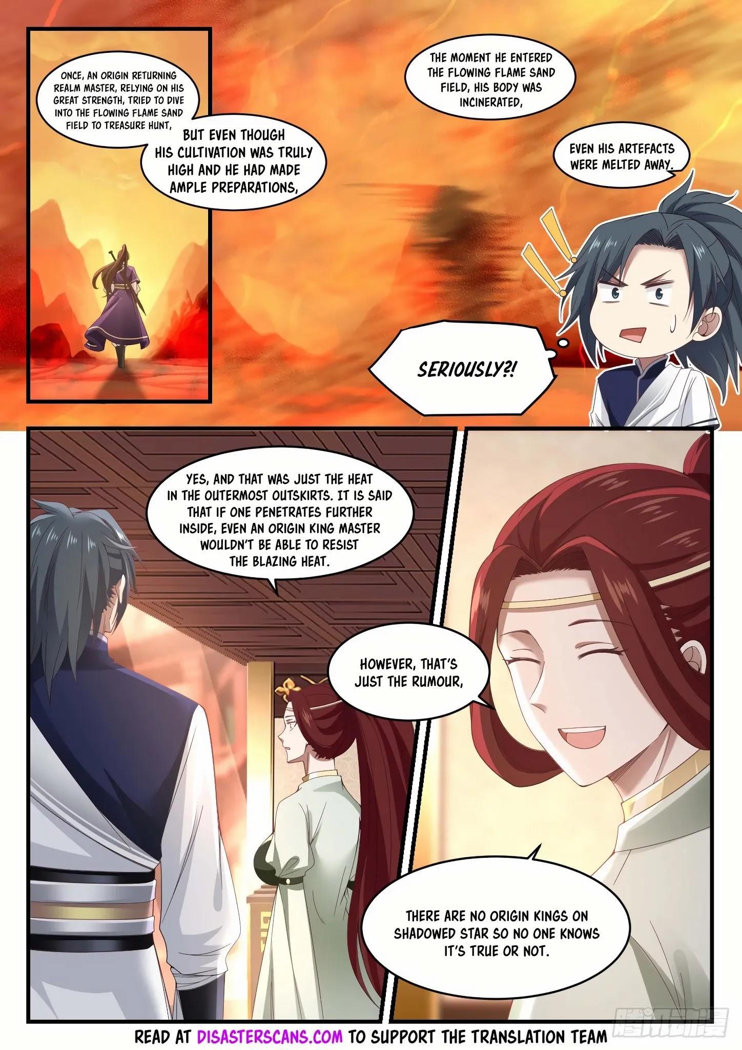Martial Peak Chapter 1057: Three Great Forbidden Zones page 9 - Mangakakalots.com