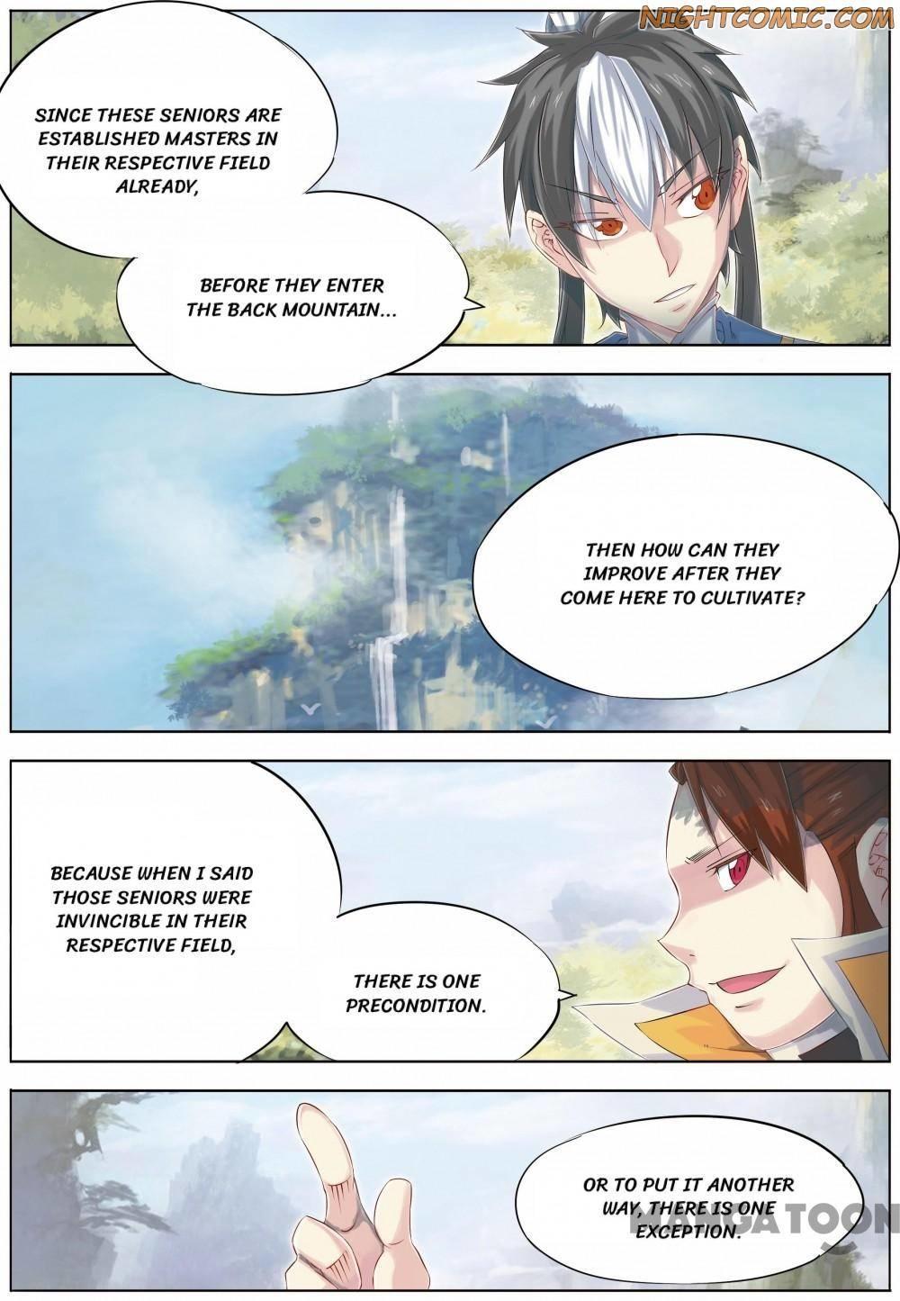 Jiang Ye Chapter 66 page 8 - Mangakakalots.com