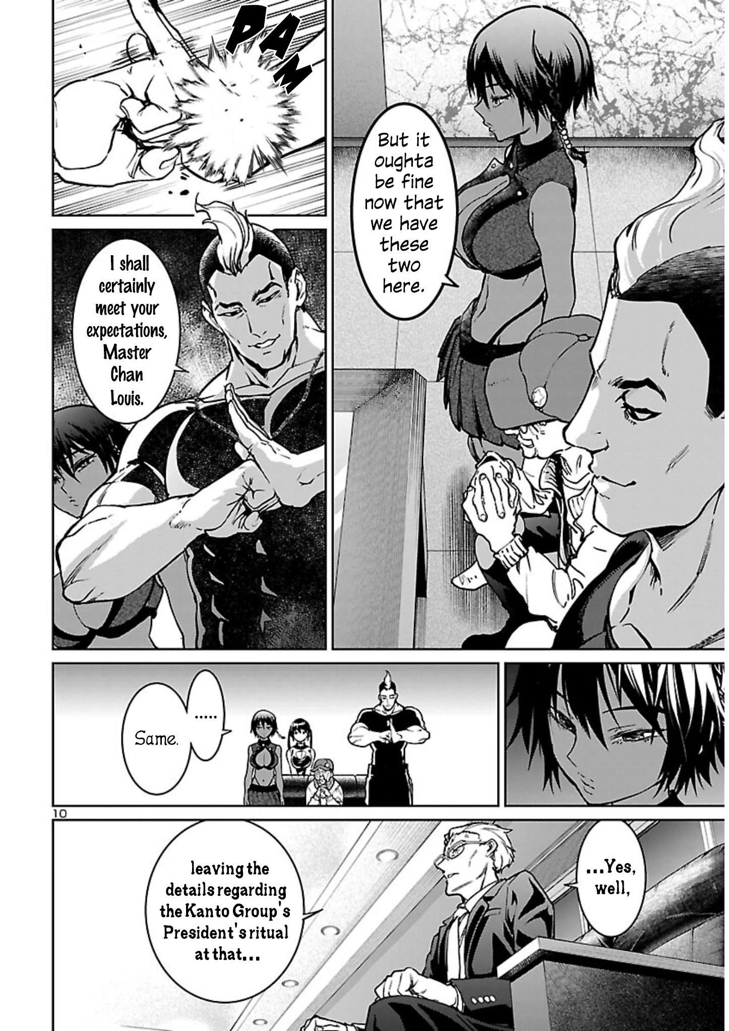 Succubus & Hitman Chapter 16: A Storm Right Around The Corner page 11 - Mangakakalots.com