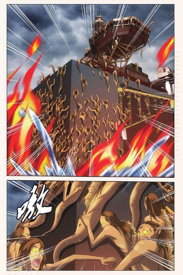 Dragon Raja 3 Chapter 27 page 18 - Mangakakalots.com