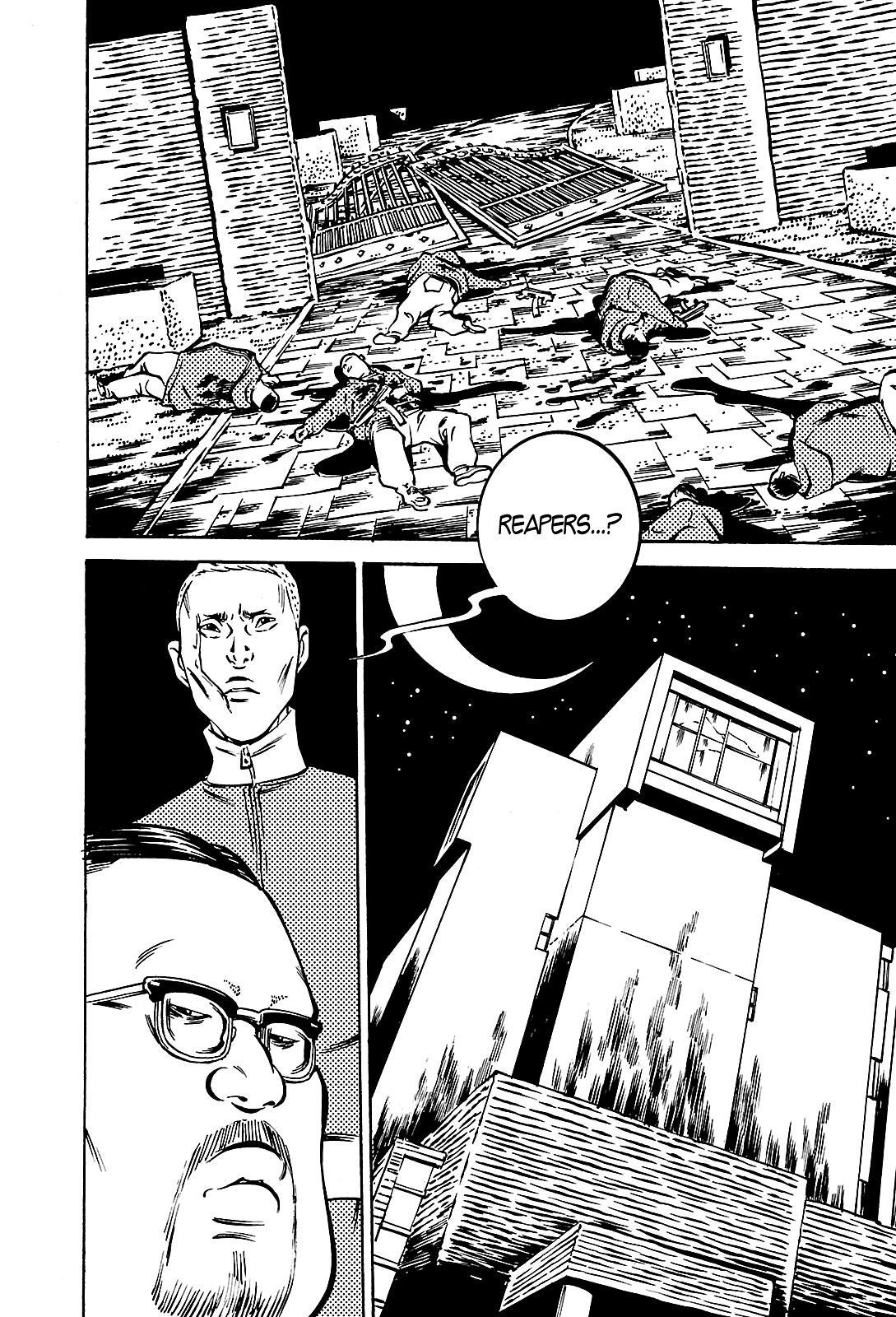 Deathco Vol.1 Chapter 1 : Reapers page 32 - Mangakakalots.com