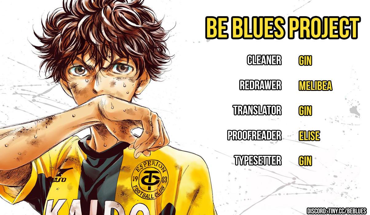 Ao Ashi Vol.11 Chapter 109: The Wall page 19 - Mangakakalots.com