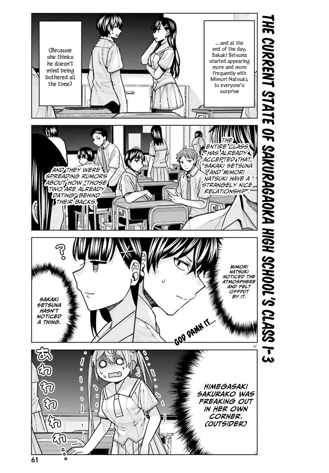 Himegasaki Sakurako Wa Kyoumo Fubin Kawaii! Chapter 11 page 7 - Mangakakalots.com