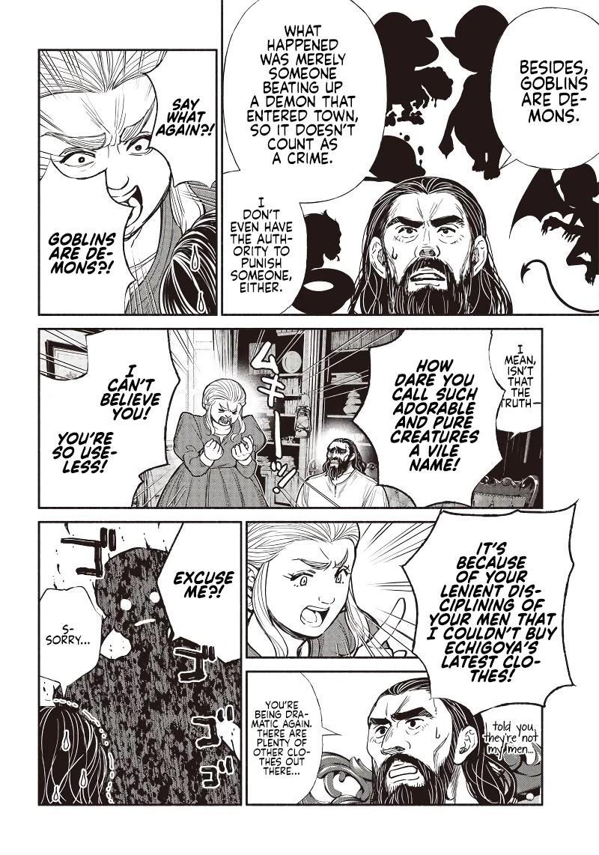 Tensei Goblin Dakedo Shitsumon Aru? Chapter 30 page 6 - Mangakakalots.com
