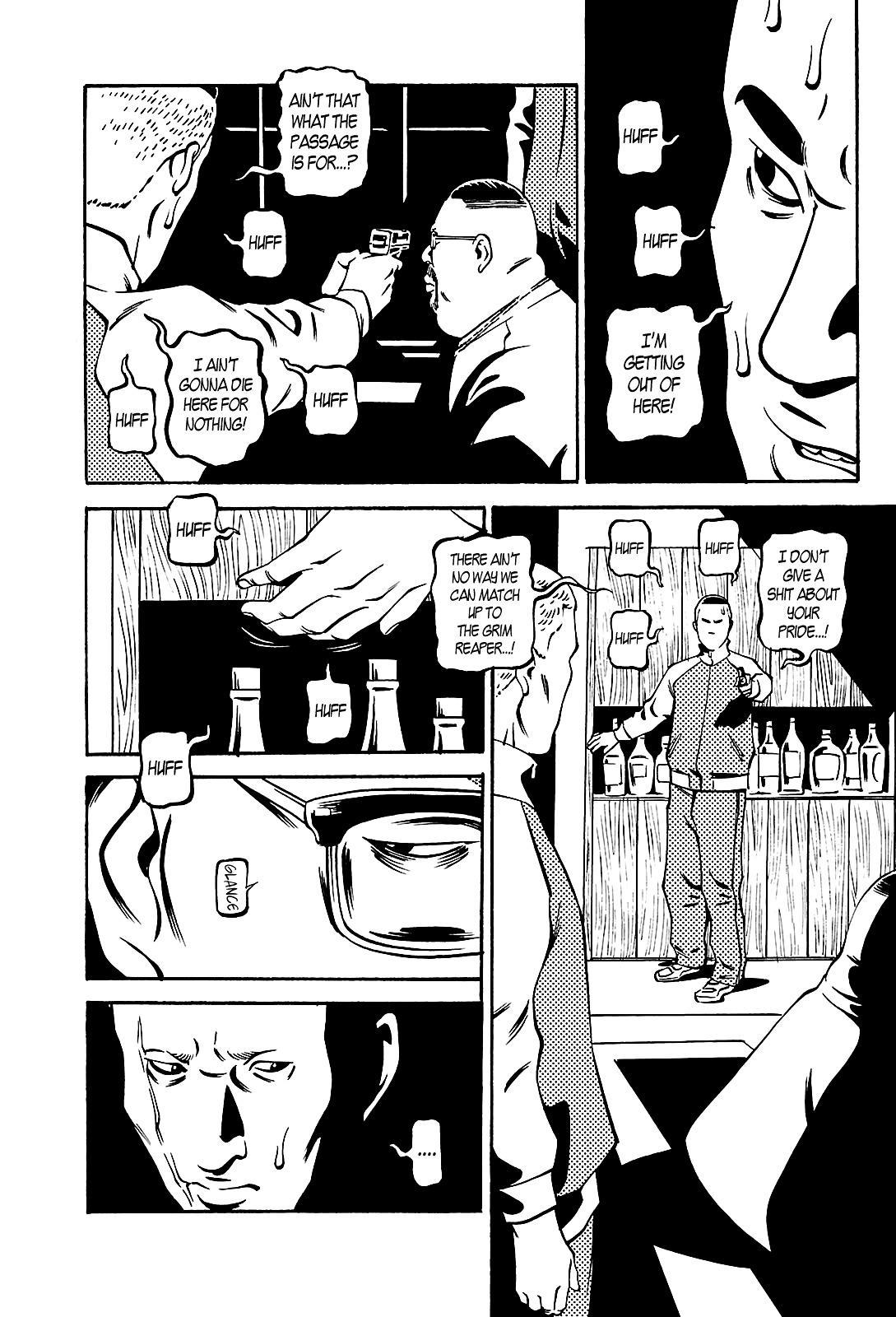 Deathco Vol.1 Chapter 3 : Reapers 3 page 2 - Mangakakalots.com
