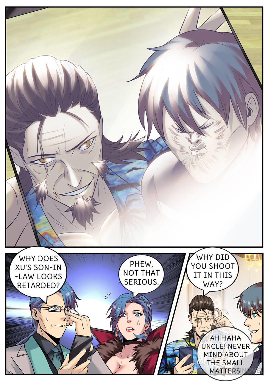 The Superb Captain In The City Chapter 205 page 5 - Mangakakalots.com