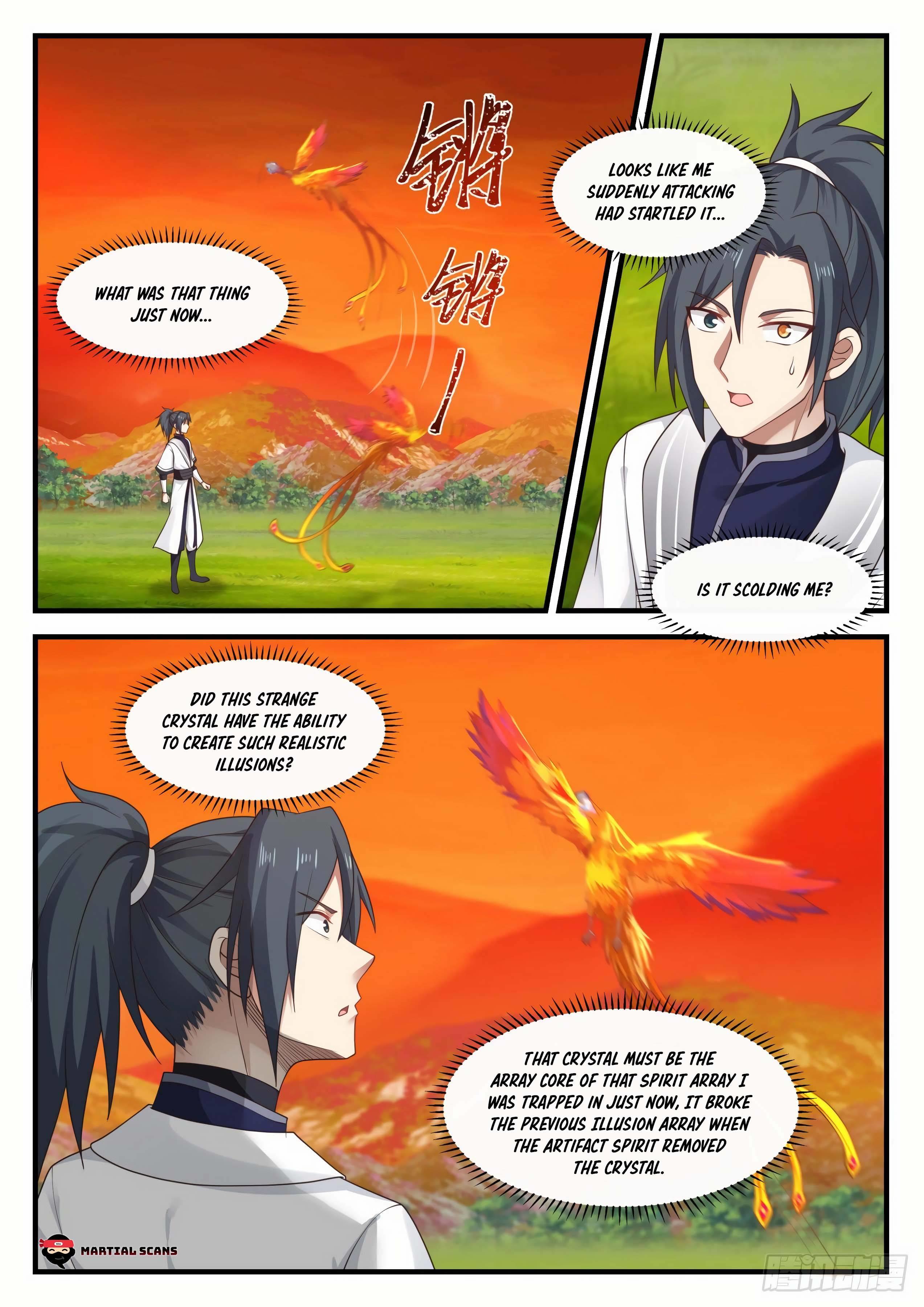 Martial Peak Chapter 1149 page 7 - Mangakakalots.com