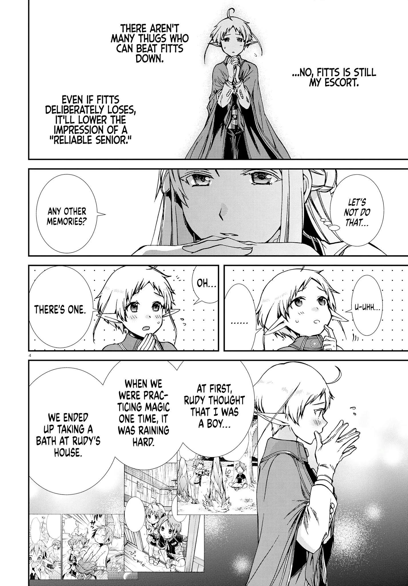 Mushoku Tensei - Isekai Ittara Honki Dasu Chapter 73: Forest Rain (Part 1) page 8 - Mangakakalots.com