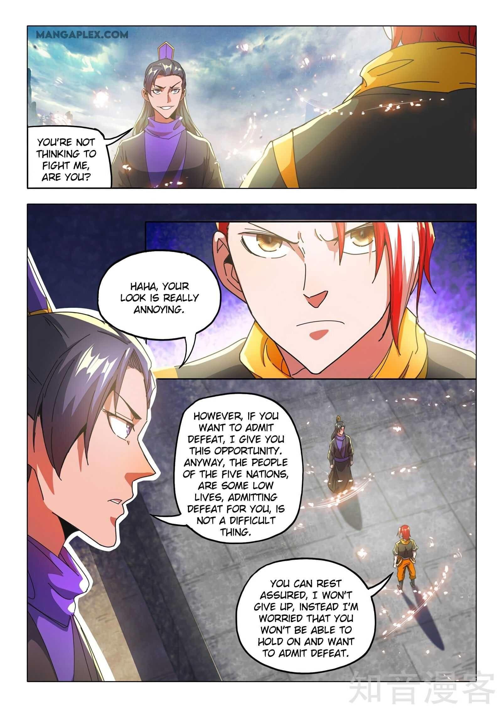 Martial Master Chapter 509 page 6 - Mangakakalots.com