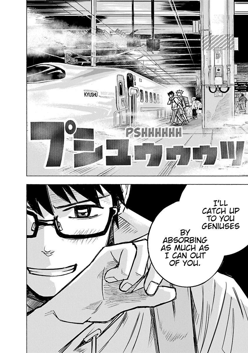 Mathematics Golden Chapter 8: Omoide In My Head page 45 - Mangakakalots.com