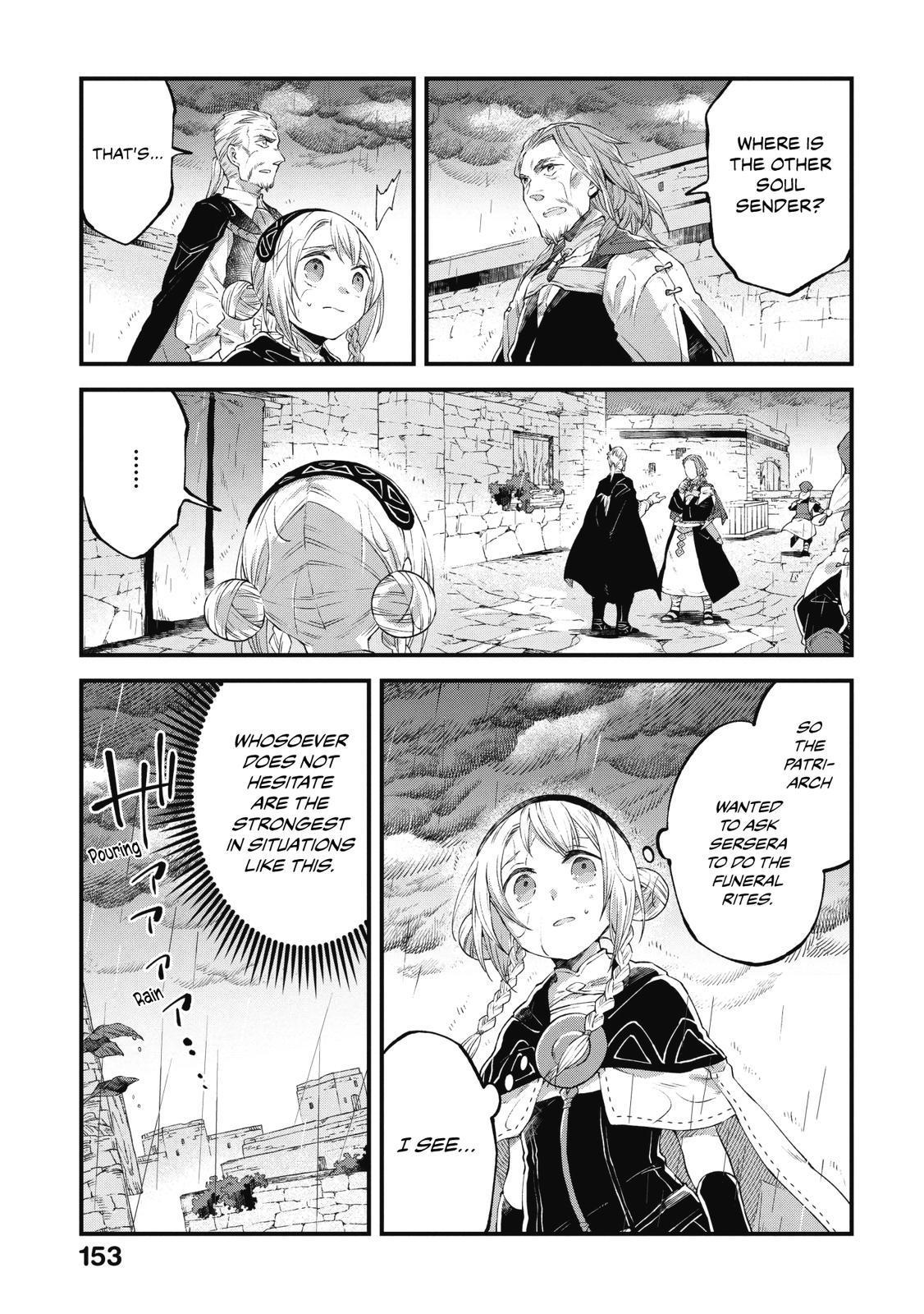 Alpi - The Soul Sender Chapter 10 page 28 - Mangakakalots.com