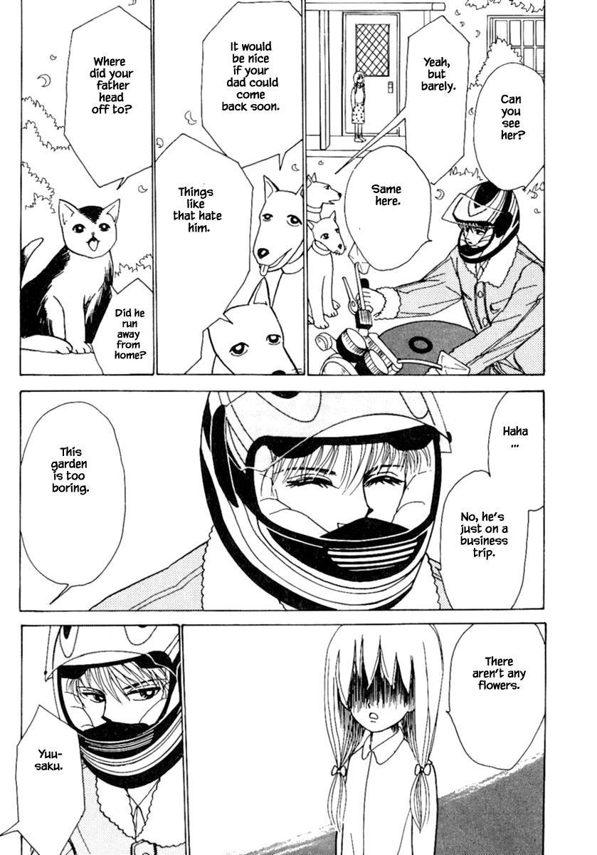 Shi To Kanojo To Boku Chapter 7.1 page 13 - Mangakakalots.com