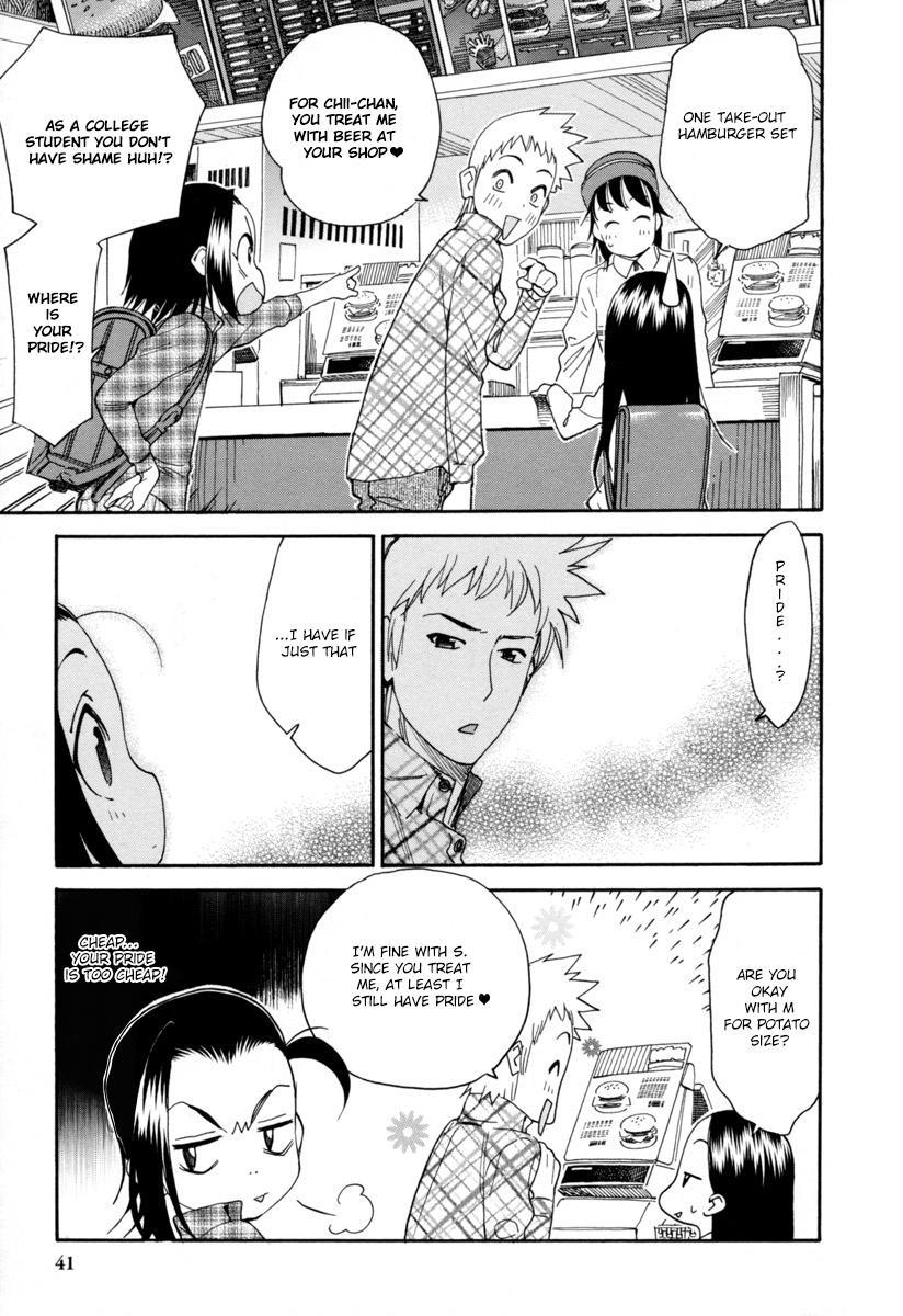 Chii-Chan No Oshinagaki Hanjouki Vol.1 Chapter 2: Third Item : Side Dish For Sake Is? Fourth Item : Hamburger page 16 - Mangakakalots.com