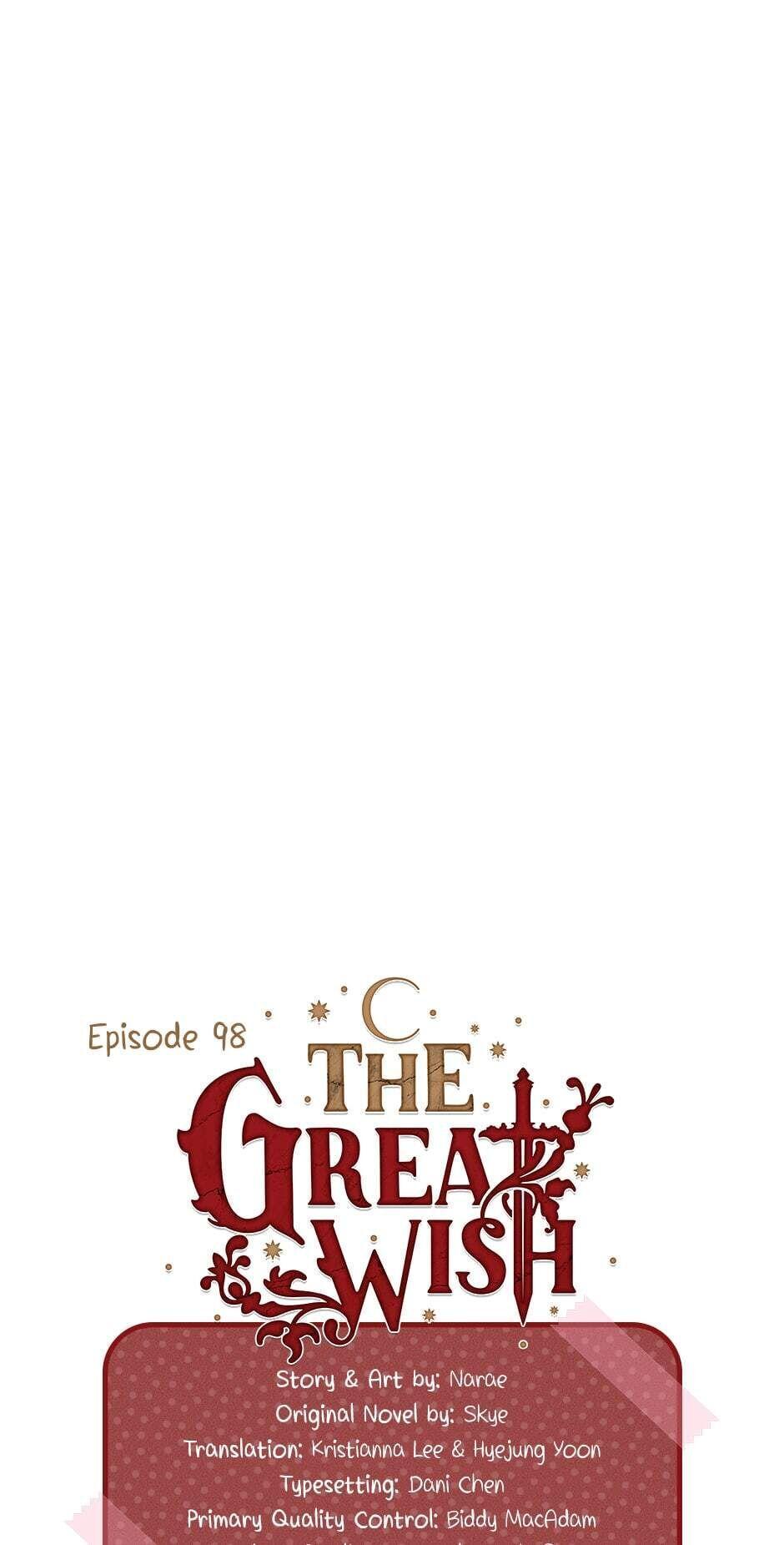 The Great Wish Chapter 98 page 30 - Mangakakalots.com