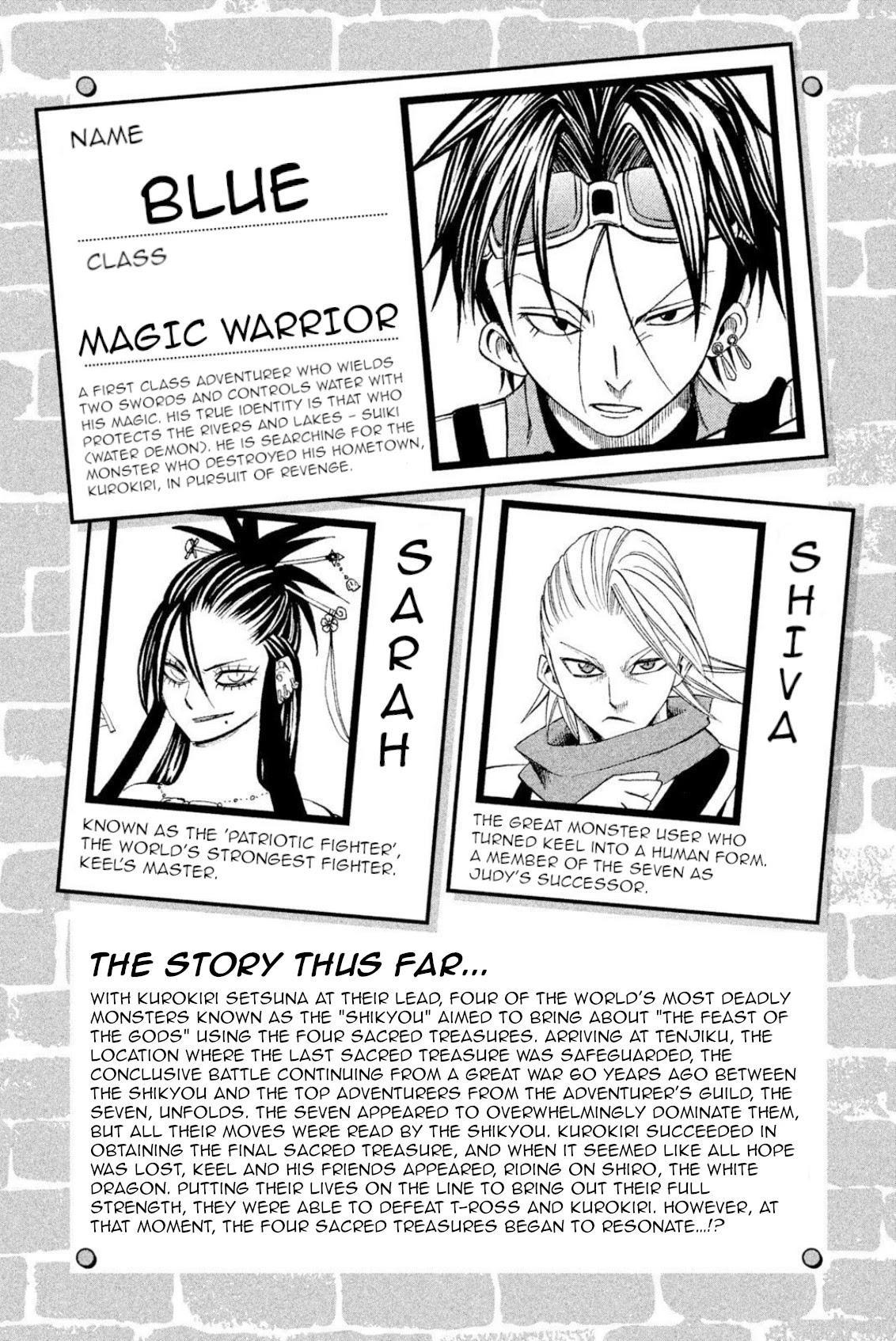 Buster Keel! Chapter 40: Feast Of God (Part 5) page 6 - Mangakakalots.com