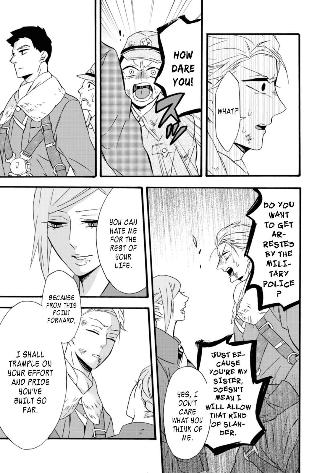 Will You Marry Me Again If You Are Reborn? Chapter 15 page 20 - Mangakakalots.com