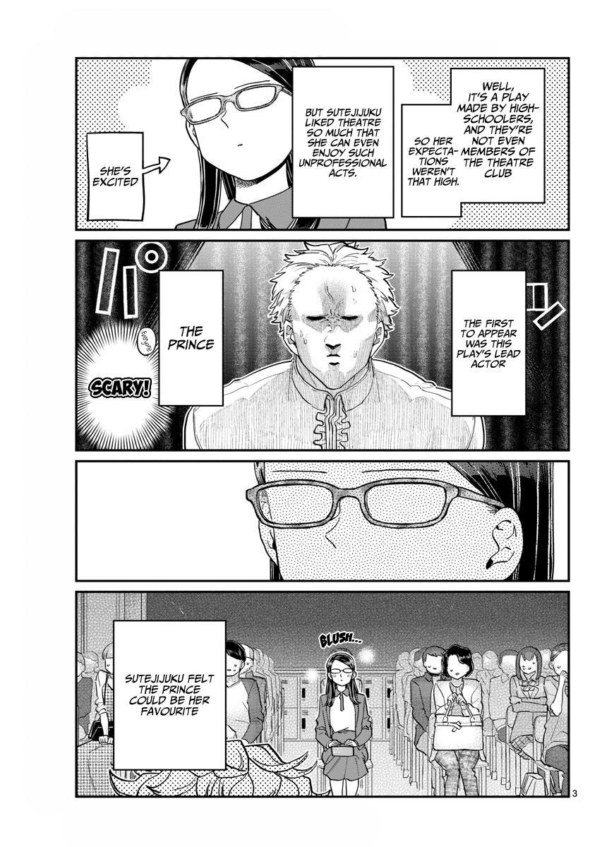 Komi-San Wa Komyushou Desu Chapter 230: Theatre page 3 - Mangakakalot