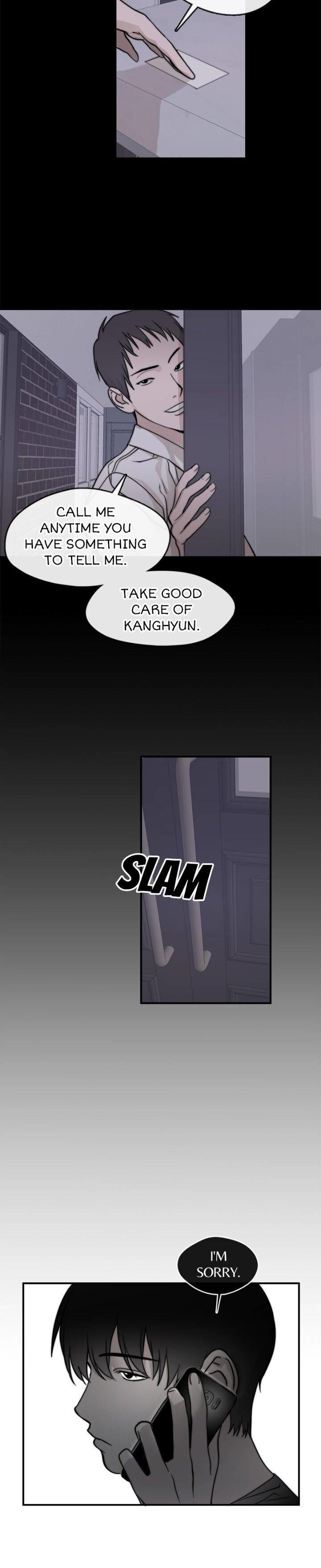 The Savage World Chapter 37 page 22 - Mangakakalots.com