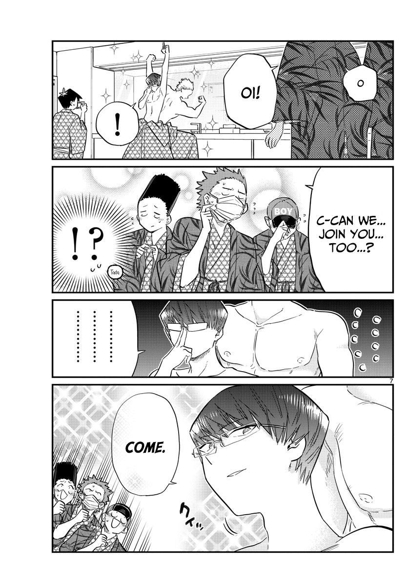 Komi-San Wa Komyushou Desu Vol.8 Chapter 110: Universe page 7 - Mangakakalot