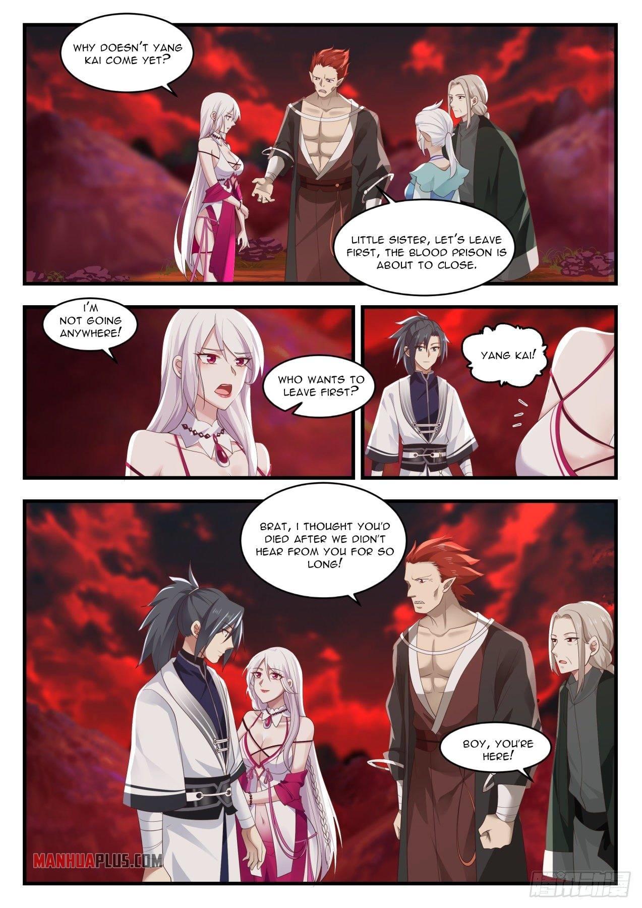 Martial Peak Chapter 1391 page 2 - Mangakakalots.com