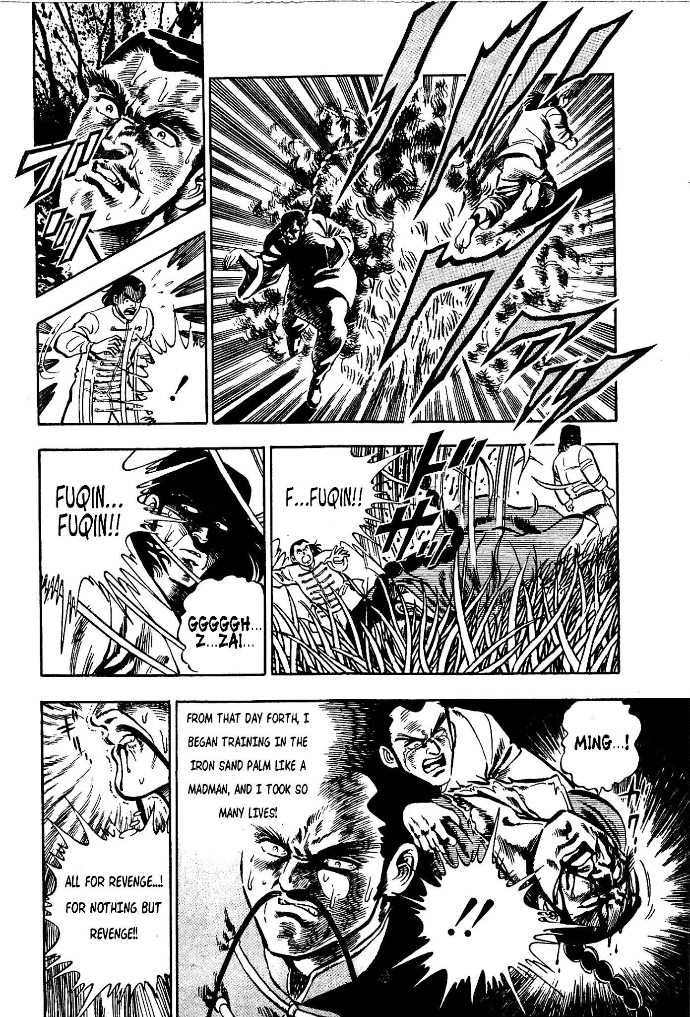 Karate Apocalypse Chapter 9: Premeditated Murder page 7 - Mangakakalots.com