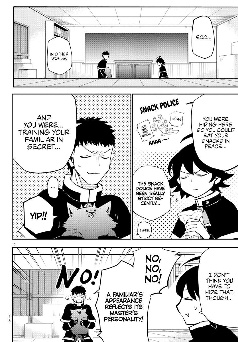 Mairimashita! Iruma-Kun Chapter 210 page 10 - Mangakakalots.com