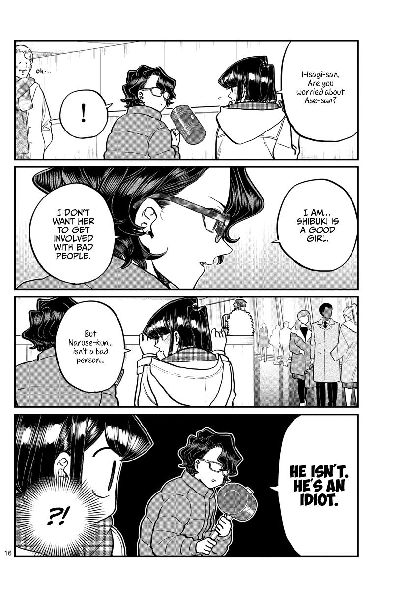 Komi-San Wa Komyushou Desu Chapter 291: Isagi-San And Me page 4 - Mangakakalot