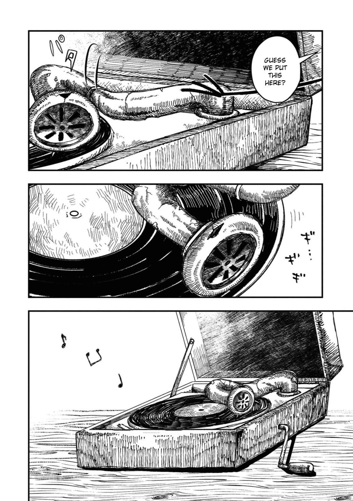 Rojica To Rakkasei Chapter 24: Among The Fireflies page 4 - Mangakakalots.com