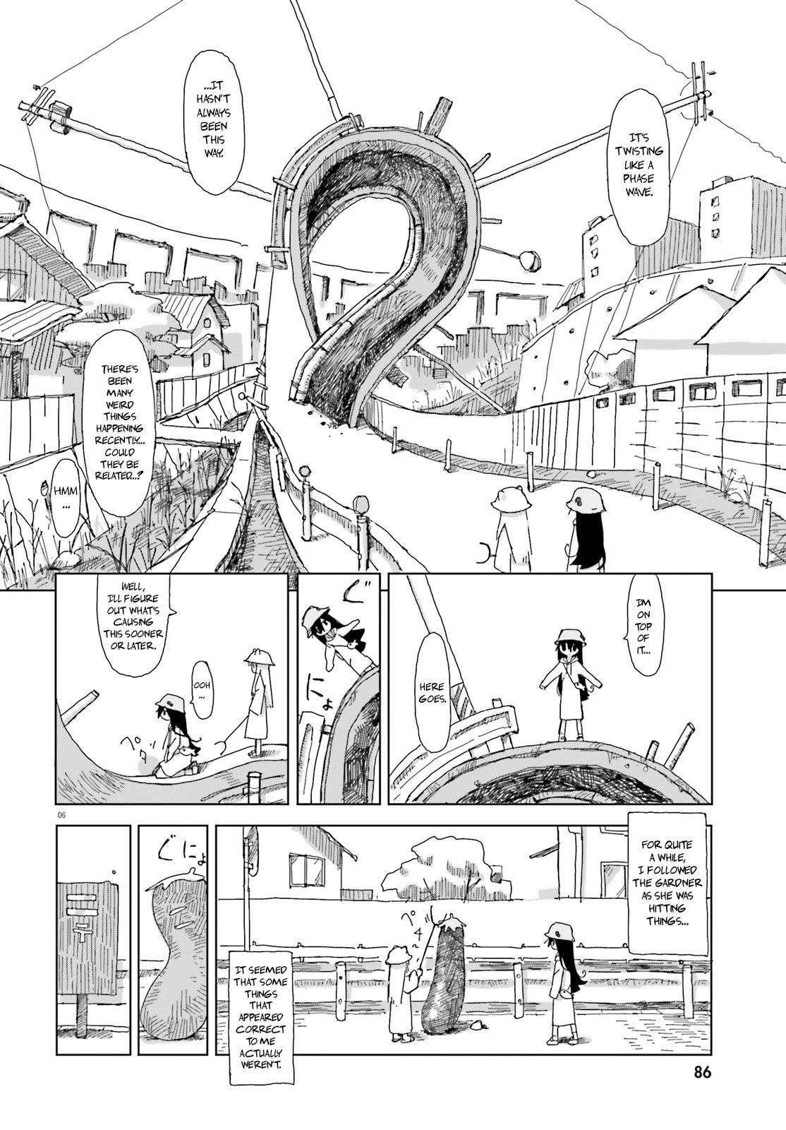 Shimeji Simulation Chapter 27 page 6 - Mangakakalots.com