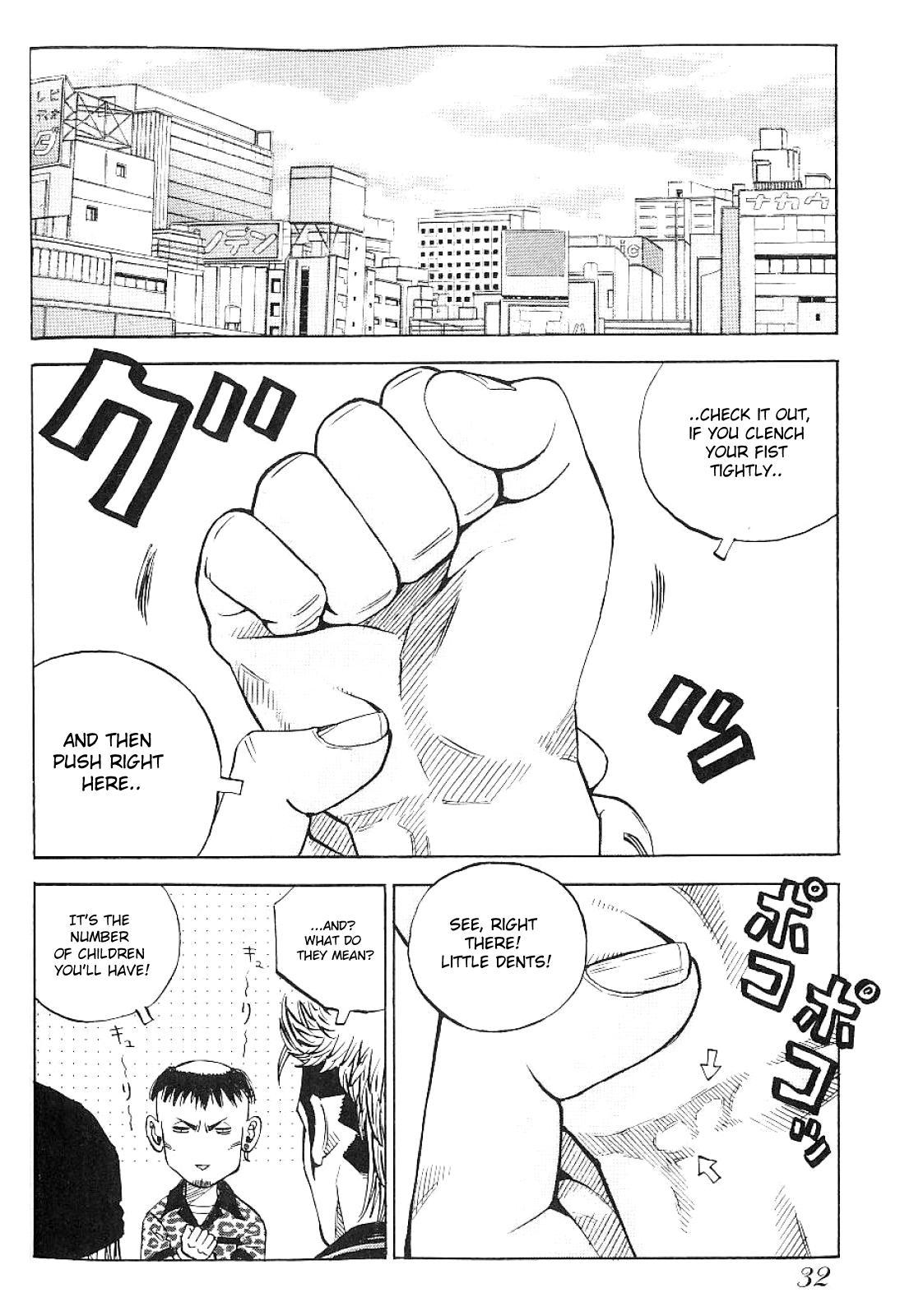 Gang King Vol.9 Chapter 64: Takeo page 6 - Mangakakalots.com