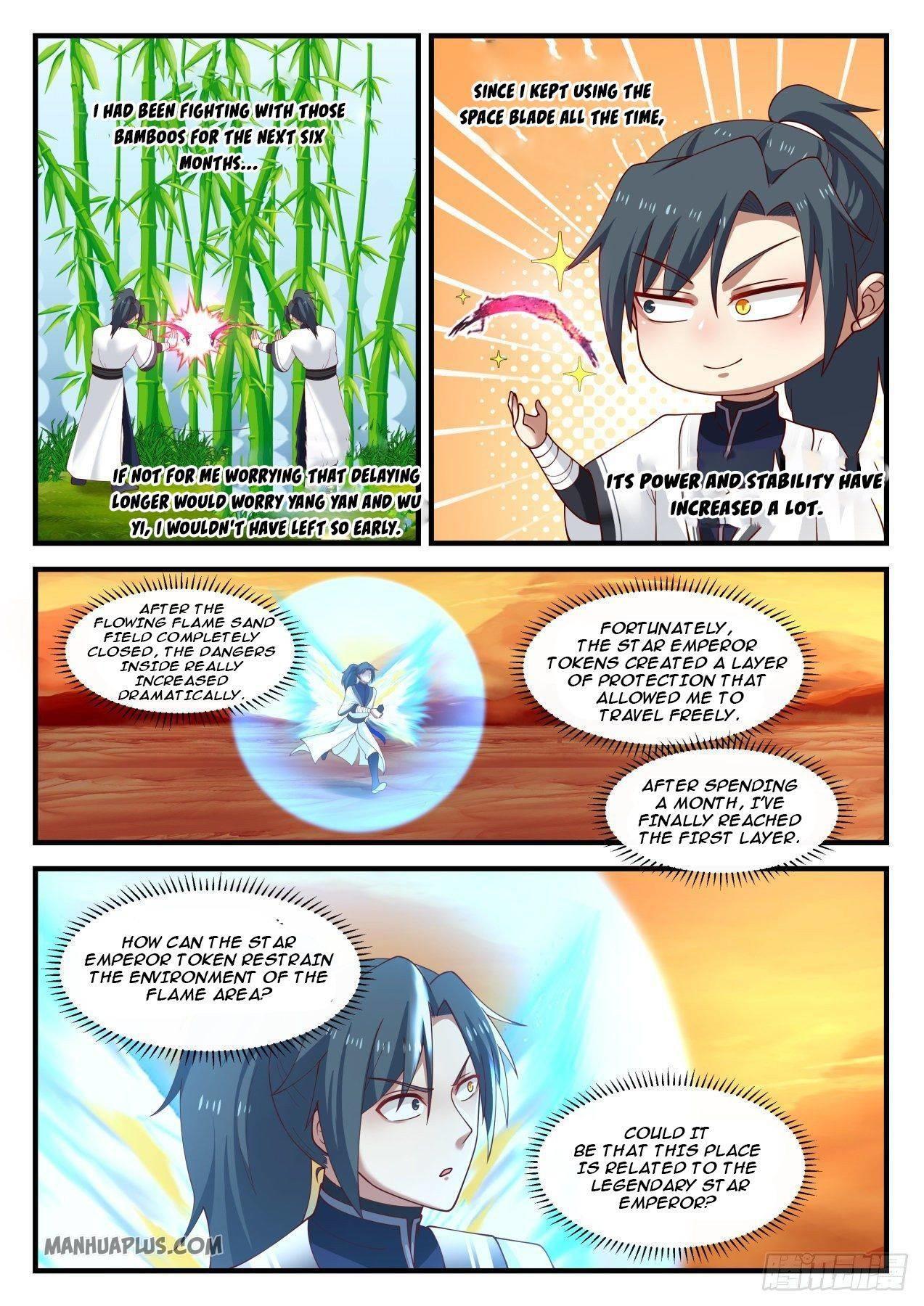 Martial Peak Chapter 1151 page 10 - Mangakakalots.com