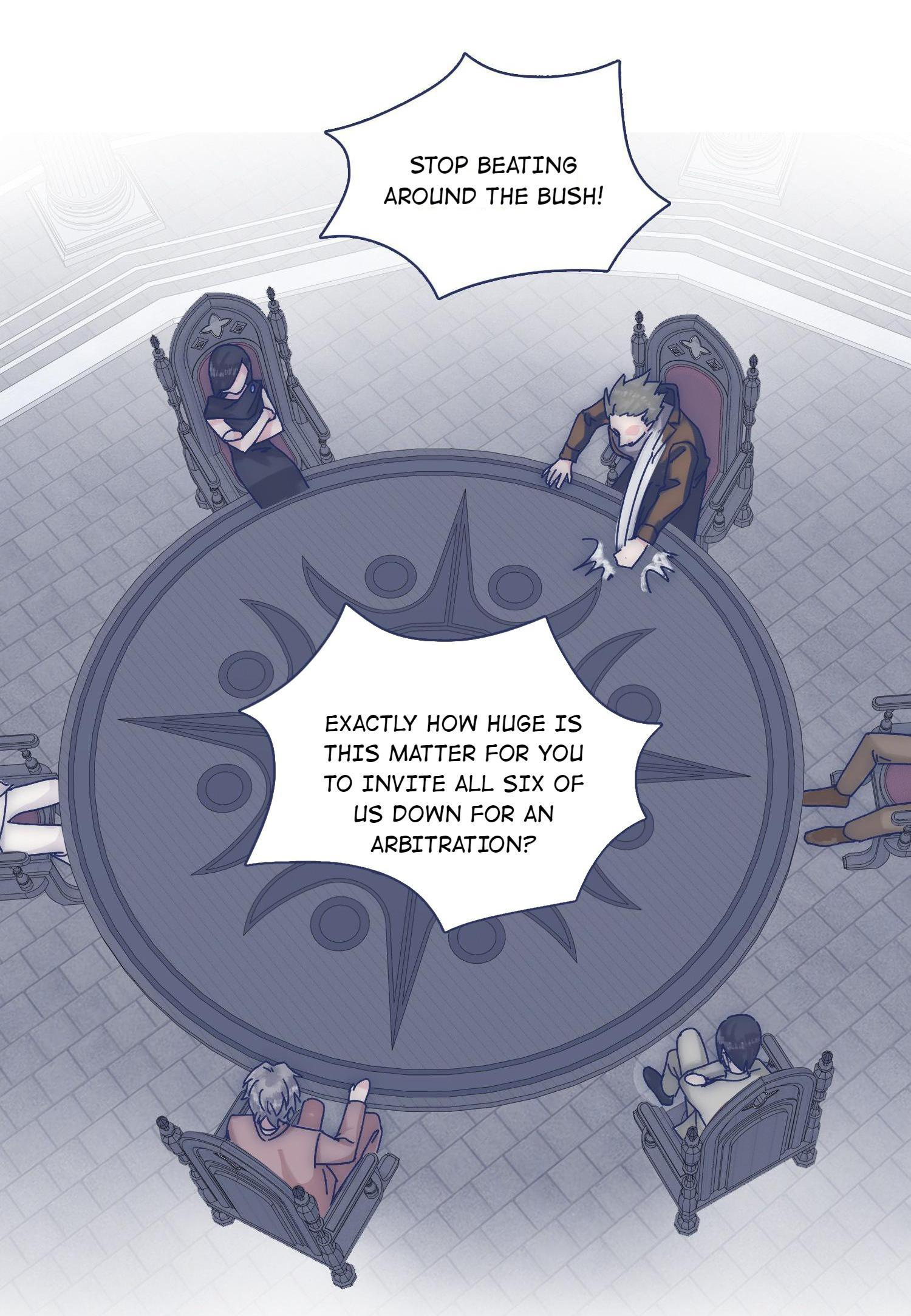 Offering My Neck To You Chapter 67: There Are Always Unsettled People Everywhere page 30 - Mangakakalots.com