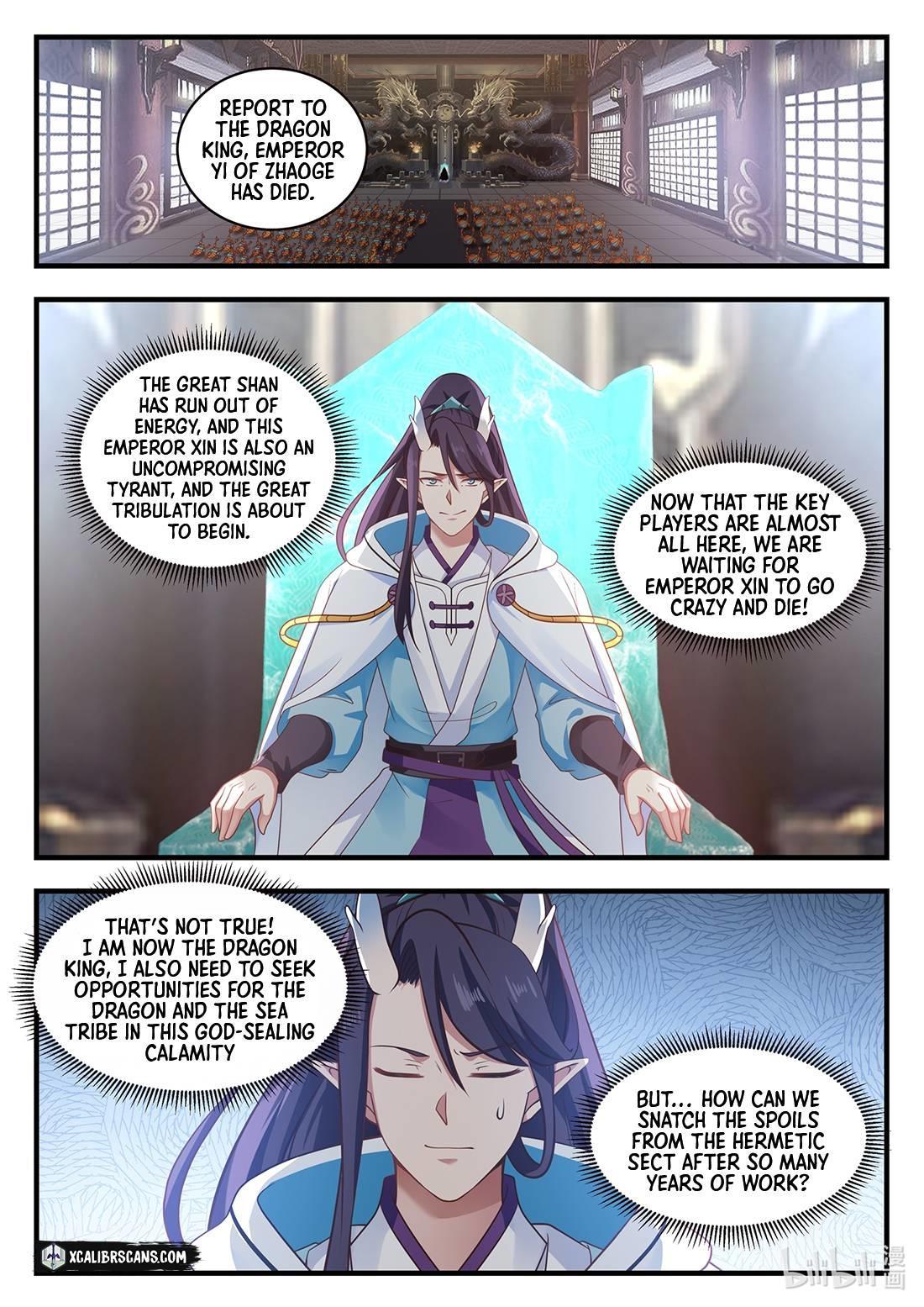 Dragon Throne Chapter 30 page 9 - Mangakakalots.com