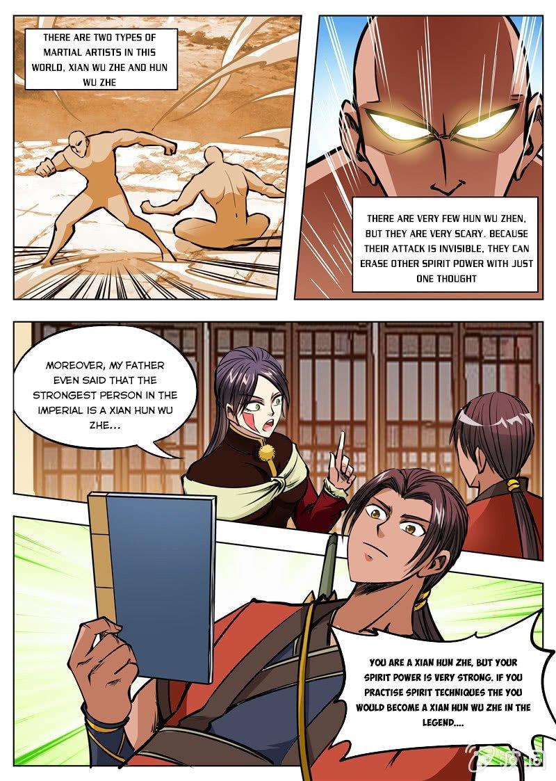 Greatest Sword Immortal Chapter 165.3 page 5 - Mangakakalots.com