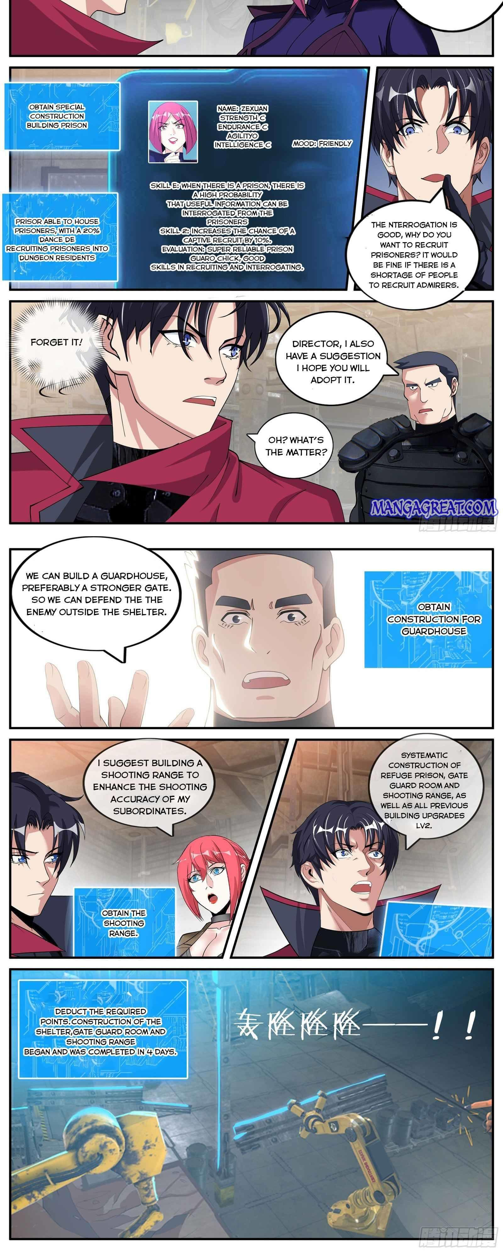 I Have An Apocalyptic Dungeon Chapter 49 page 4 - Mangakakalots.com