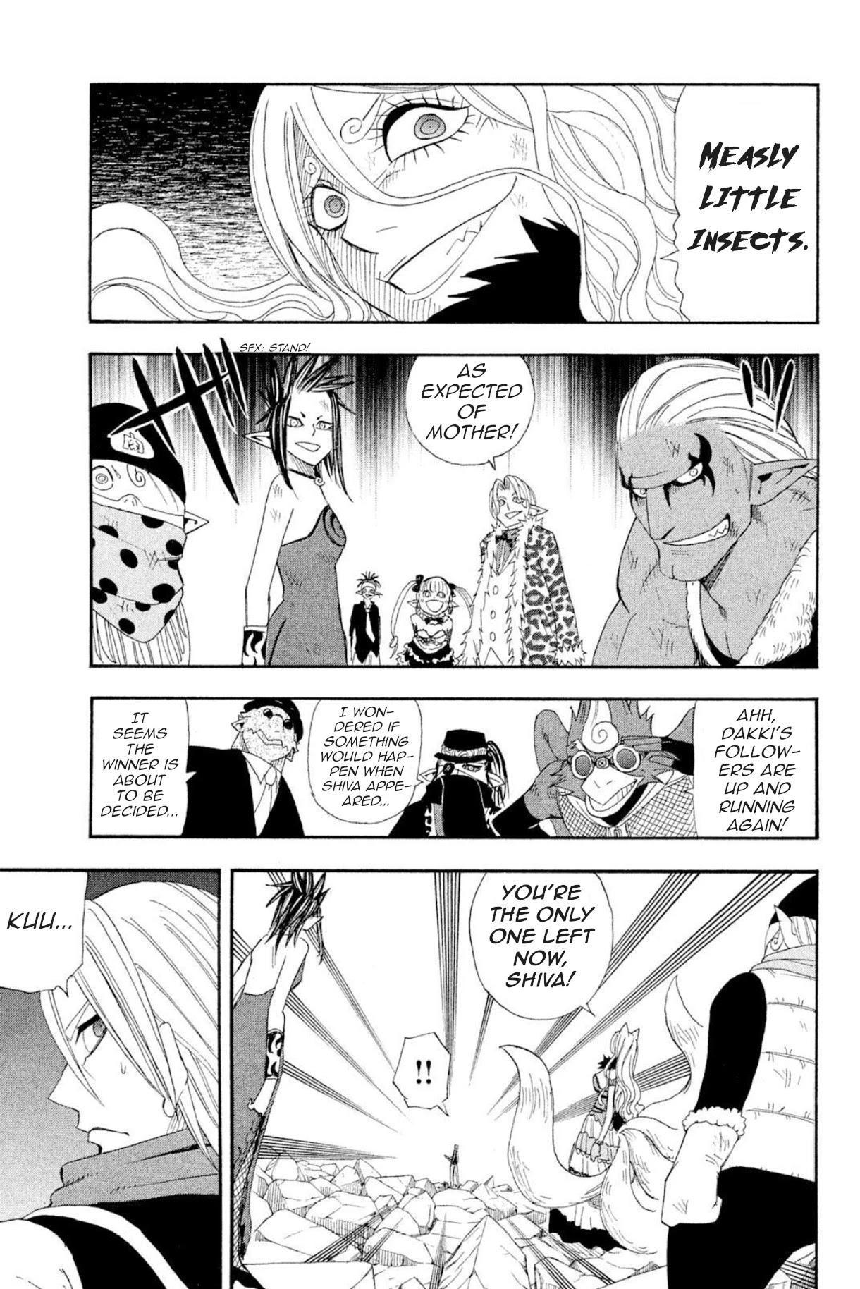 Buster Keel! Chapter 34: Adventurer's Circus (Part 9) page 35 - Mangakakalots.com