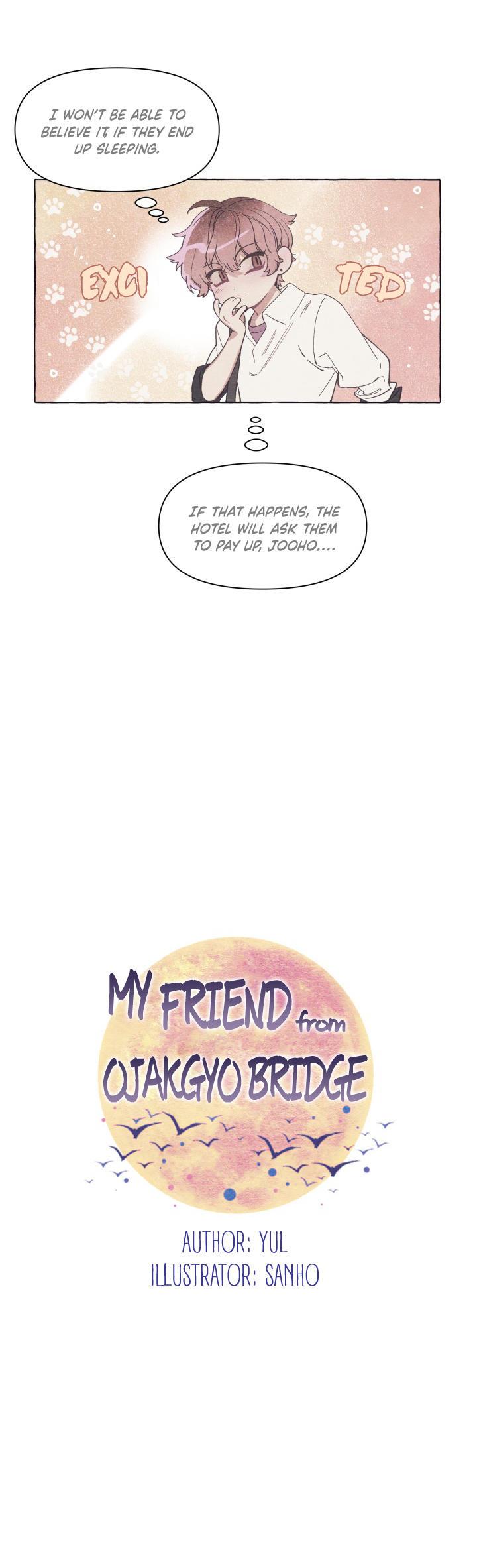 My Friend From Ojakgyo Bridge Chapter 9 page 4 - Mangakakalots.com