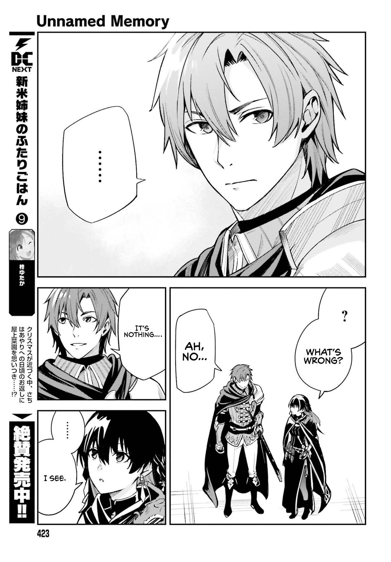Unnamed Memory Chapter 9 page 31 - Mangakakalots.com