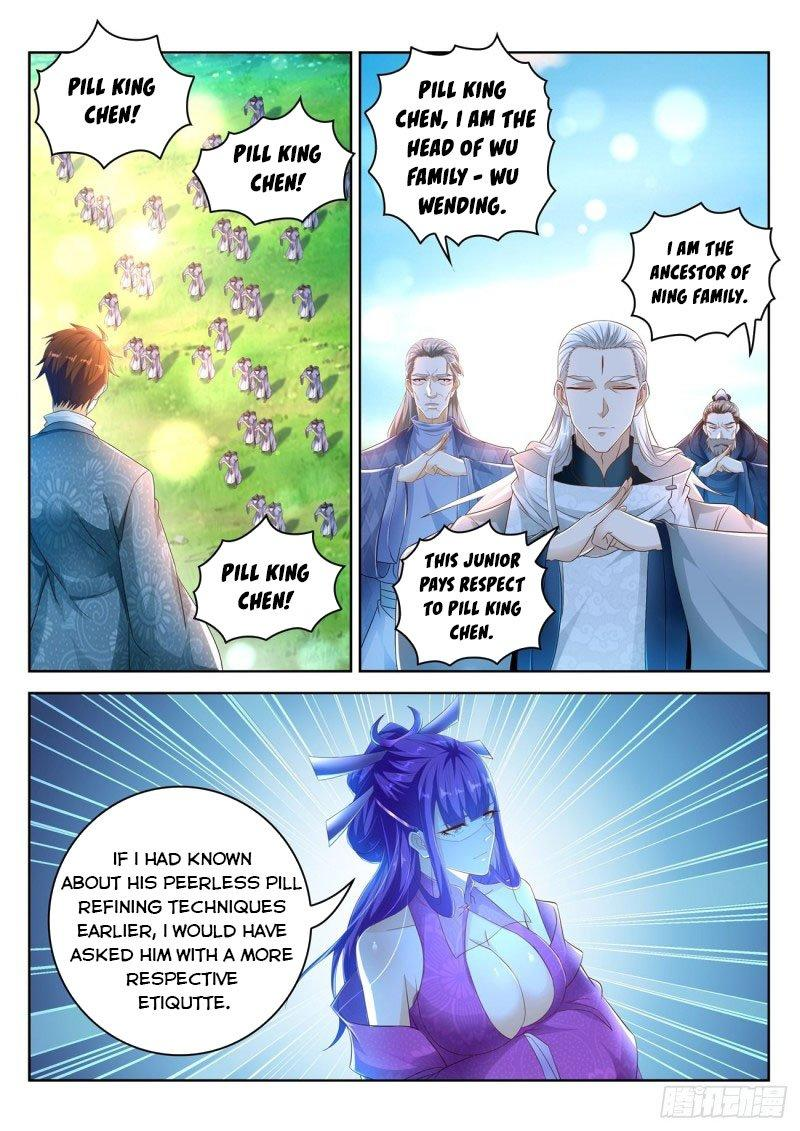Rebirth Of The Urban Immortal Cultivator Chapter 477 page 7 - Mangakakalots.com
