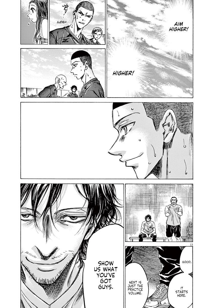 Ao Ashi Vol.14 Chapter 147: Big Three page 14 - Mangakakalots.com