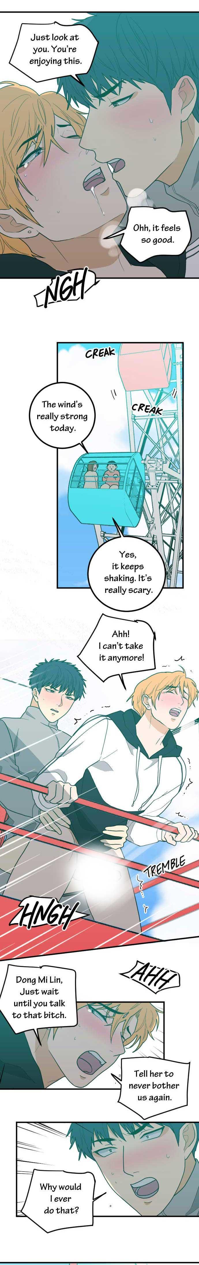 Roomxmate Chapter 51 page 11 - Mangakakalots.com